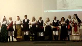 Gruppo Folk Sardo Naramì-Campidanese, S