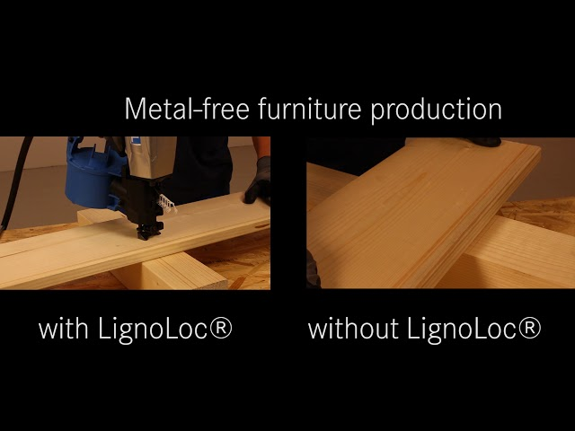 Metal-free furniture production with LignoLoc thumbnail