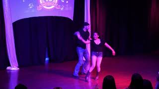 David & Gio - Country Dance at DF Dance - Diamonds Are Forever Showcase