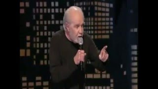 "George Carlin The Best 3 Minutes of His Career ""The American Dream"""