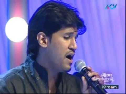 """KS Chitra And Vijay Yesudas Sing """"Oh Sainaba.."""""""