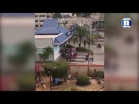 Recopilación de Saqueos en Maracaibo en las ultimas horas.