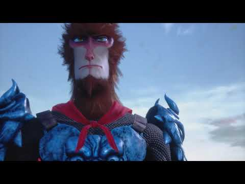 Monkey King: Hero is Back - Final Boss + Ending Scene