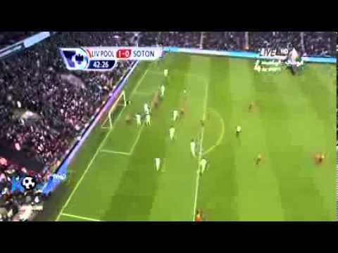 اهداف ليفربول و ساوثهامتون 1-0  تعليق فهد العتيبي