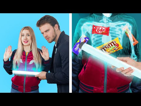 20 Ways to Sneak Snacks into the Movies!