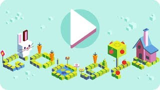Google Kids Coding Doodle Gameplay Walkthrough All Level 1 - 6