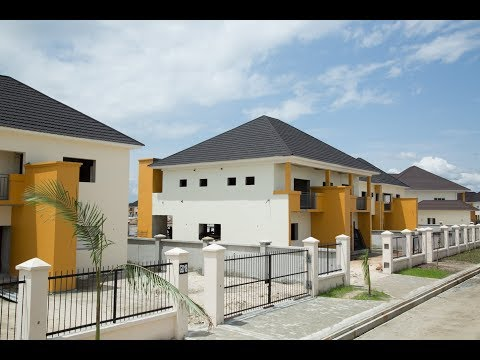 RIVTAF Golf estate Port harcourt Luxury properties in Nigeria