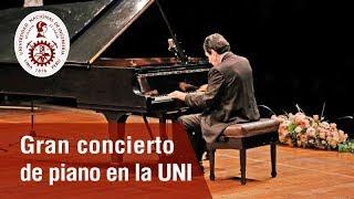GRAN CONCIERTO DE PIANO POR CARLOS RIVERA AGUILAR
