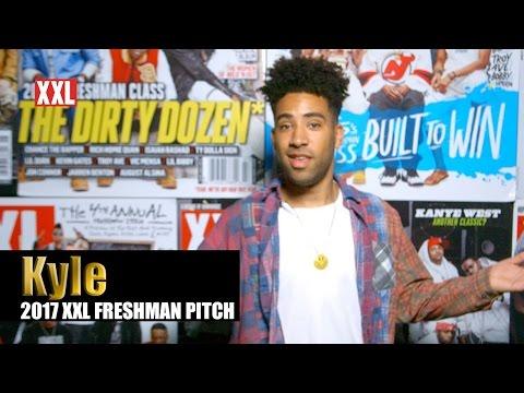 Kyle's Pitch for 2017 XXL Freshman