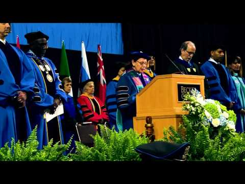 Becker College Commencement 2017 - Full Ceremony
