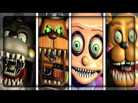 CUSTOM NIGHT (BEDTIME) СКРИМЕРОВ БУДЕТ МНОГО! ▶️ FNAF Tyke And Sons Lumber Co. #9