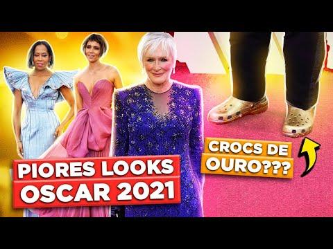 OS PIORES LOOKS DO OSCAR 2021 | Diva Depressão