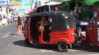 Canal 29 de Apopa - Reportaje sobre las Moto Taxis en Apopa