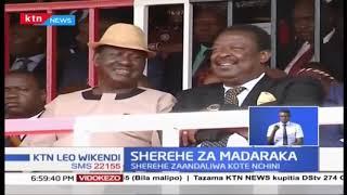 Sherehe za Madaraka: Rais Uhuru asema viti dhidi ya ufisadi zitaendelea na wafisadi kukamatwa