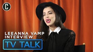 LeeAnna Vamp Talks New Go90 Series 'Ghosted' - TV Talk Interview