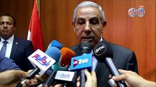 أخبار اليوم | وزير الصناعة يشرح خطة الوزارة للنهوض بصناعة التمور في مصر