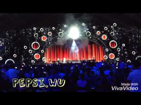 La Song - Bi Rain in Vietnam 28/8/2016 (full song) ( Phú Thọ stadium)