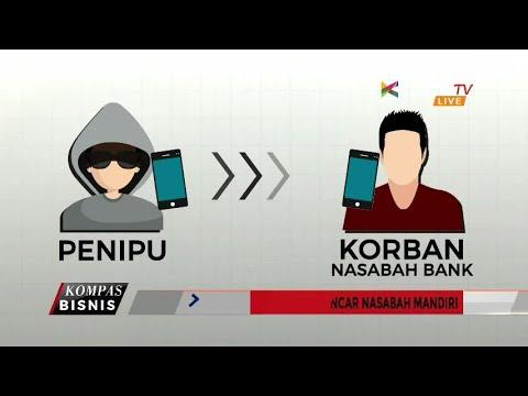 Penipuan Via Telepon Kepada Nasabah Bank Youtube