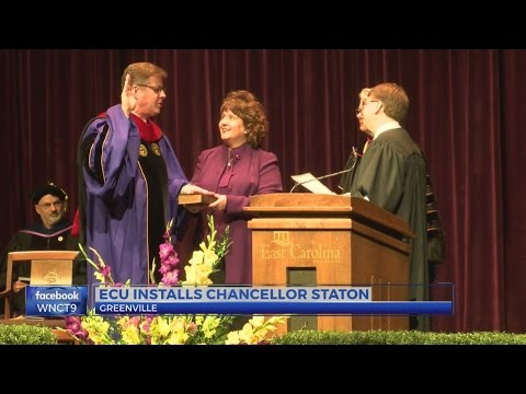 Chancellor Installation