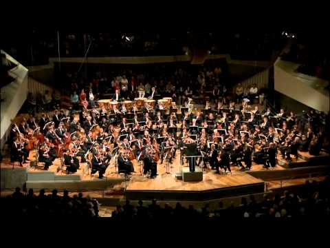 Berlin Staatskapelle, Daniel Barenboim in Armenia on the 13t