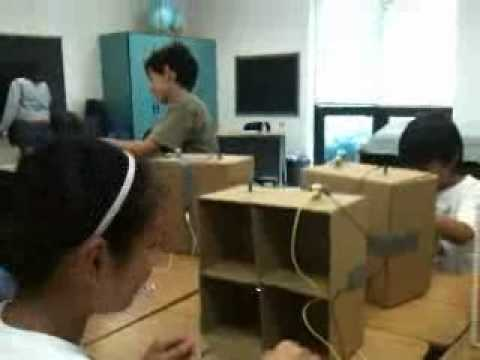 technoscience: wiring a house model - youtube,