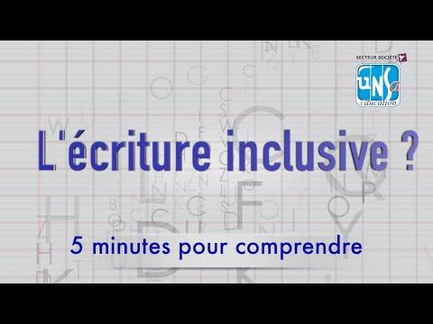 L' écriture inclusive - Éliane Viennot