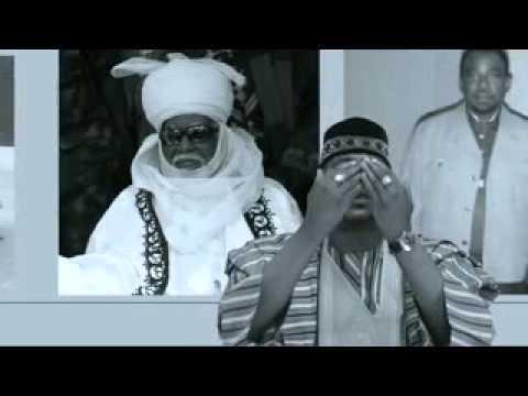 Alan waka - Ta 'aziyar Sarki kano (Dr Alh Ado Bayero)