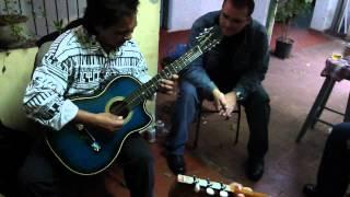 PAJARO CAMPANA.MUSIC FROM  PARAGUAY . PAJARO CAMPANA.POLCA DEL PARAGUAY