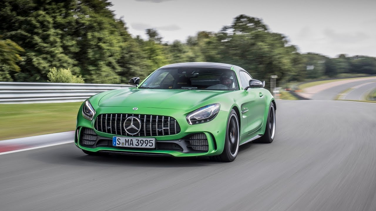 Mercedes-AMG expands GT sports car lineup