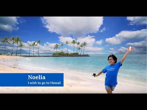 Noelia Soars to Hawaii | Make-A-Wish Alaska and Washington