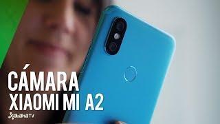 Xiaomi Mi A2: así es SU CÁMARA y su APP de fotos