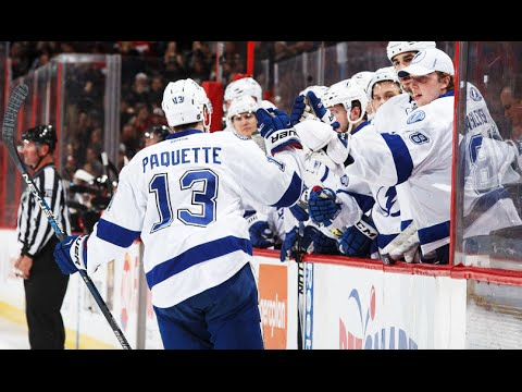 Dave Mishkin calls all 4 Lightning goals vs Senators