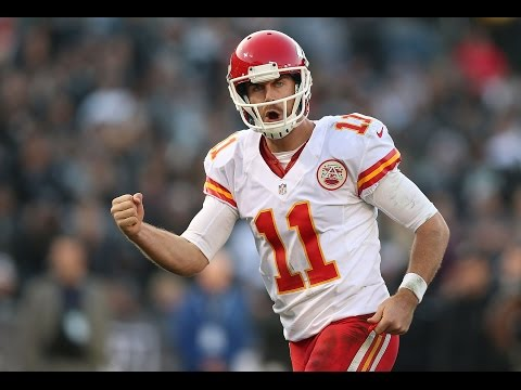 Alex Smith Amazing vs Chargers (Week 11 NFL 2015) - 253 Yards! Big Plays! - NFL Highlights
