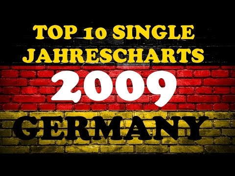 TOP 10 Single Jahrescharts Deutschland 2009 | Year-End Single Charts Germany | ChartExpress