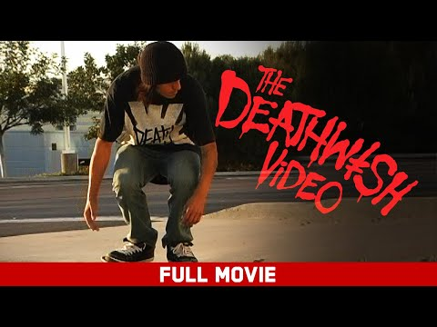 The Deathwish Video - Full Movie - Erik Ellington, Jim Greco, Lizard King - Baker Boys