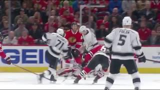 Torrey Mitchell Goal vs CHI 02-19-2018