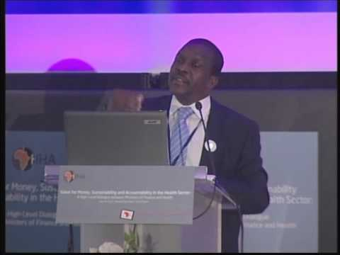 Alban S. K. Bagbin (Hon): Earmaked Value Added Tax: The Experience of Ghana