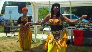 African Community Health Fair-2017   Belly Dancing