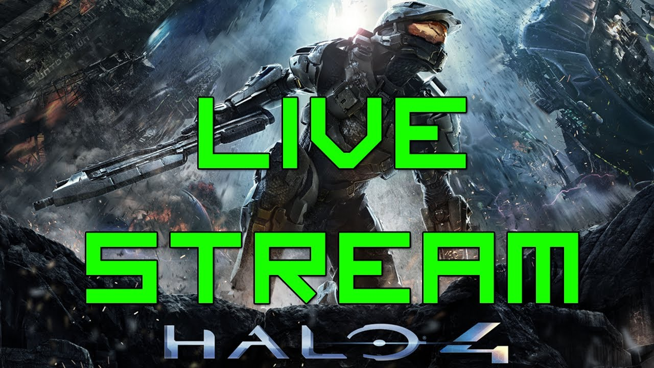 Halo 4 Multiplayer Gameplay with GoldGlove & IIJERiiCHOII ...