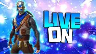 FORTNITE LIVE-I CAME FOR A STROLL RIGHT