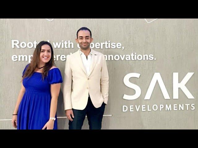 لقاء مع المهندس أحمد قدري رئيس مجلس إدارة شركة SAK Developments