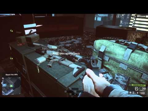 Battlefield 4 Graphics Test Part 2 Alienware X51 FULL HD