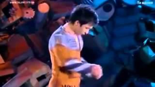 Il miglior ballo del robot del mondo