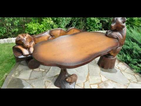 фото садовый стул