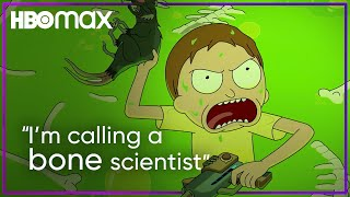 Rick and Morty   The (Fake) Vat of Acid   HBO Max