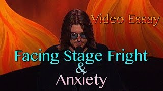 Mitch Hedberg: Battling Stage Fright as a Stand Up Comedian (Video Essay)