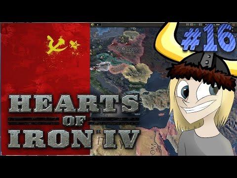 Hearts of Iron 4 - Viking-Kongo - Ryssland - 16 Svenska