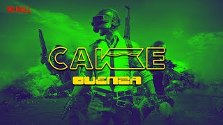 CAKE - OUENZA  (Official animation video)