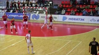 Суперлига. 9-й тур. «Сибиряк» (Новосибирск) – КПРФ (Москва). 1 матч