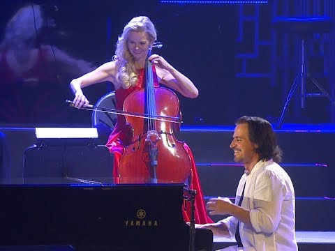 """Yanni- Live in Beijing """"With An Orchid""""!"""
